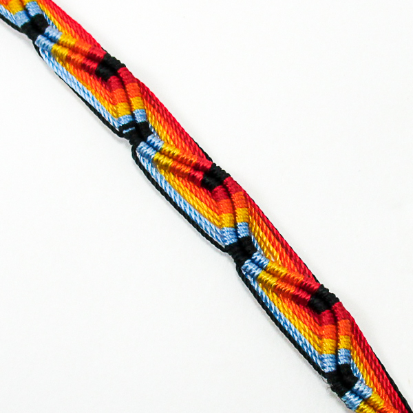 construction rationnelle très convoité gamme de prix raisonnable Bracelet brésilien couleur 19